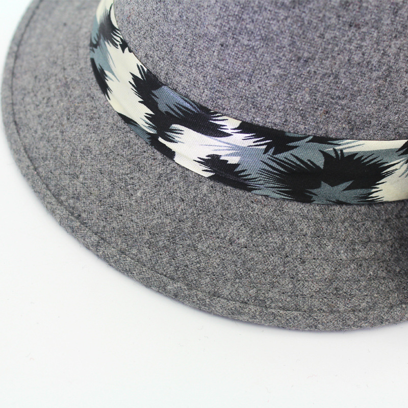 53628443cd8 Flamenco flower cap autumn and winter three flower fashion ladies cap  popular jazz little hat small hat-in Fedoras from Apparel Accessories on ...