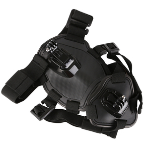 Image 2 - SHOOT Fetch arnés para el pecho para GoPro Hero 9, 8, 7, negro, Sjcam, Sj4000, Xiaomi Yi, 4K, Eken, H9r, Go Pro, accesorio para cámara de acción
