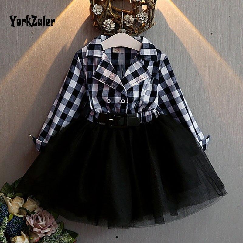 New Arrivel Spring Kids Dresses For Girls Lace Mesh Tutu Dress For Girls Dresses For Party