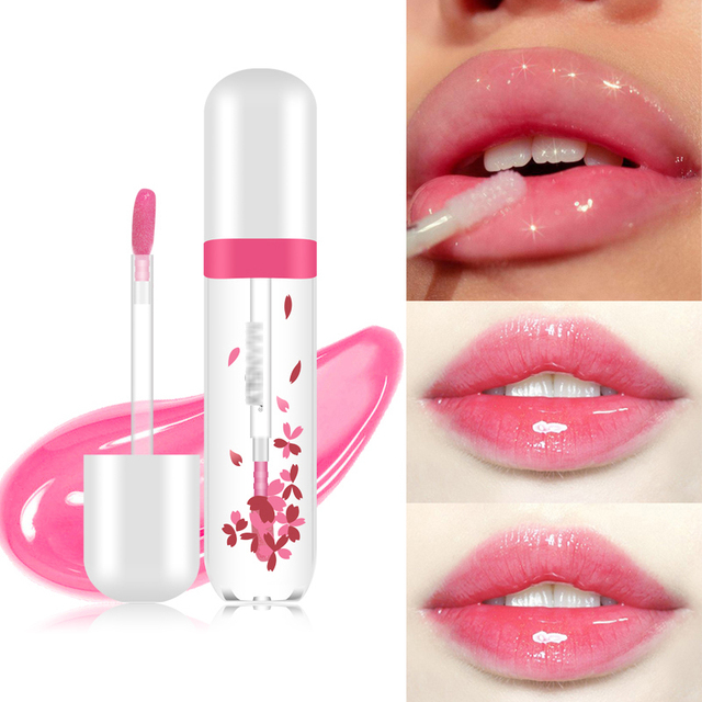 Brillant à lèvres maquillage pour les lèvres hydratant nutritif liquide rouge à lèvres Transparent changement de couleur teinte pour les lèvres bébé changement de couleur pour les lèvres TSLM1