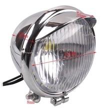 12 В универсальный мотоцикл 24 LED Ангел глаз свет противотуманные 1COB светодиодные фары лампа для Harley Chopper/поплавок крейсер