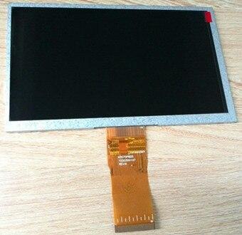 Videospiele Klug Noenname_null 7,0 Zoll 50pin Tft Lcd-bildschirm Kr070pb2s Tablet Pc Mid Bildschirm 1030300107 Lange Kabel