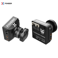 Foxeer Cat Night Flight FPV Camera Super Starlight 0.0001lux low latency 1/3'' Sensor 16:9 4:3 P/N Switchable for FPV Racing