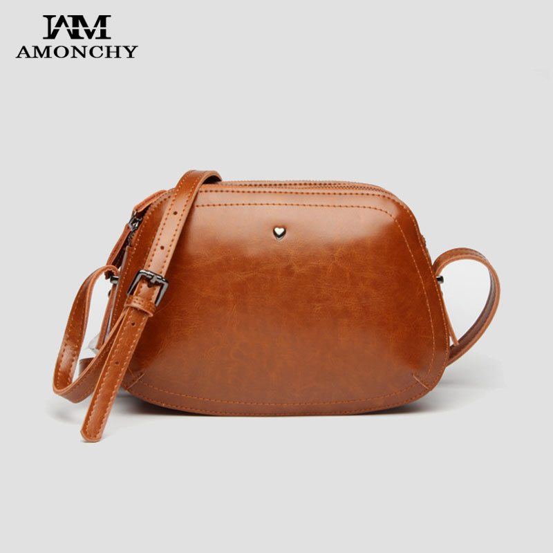 2017 Spring/Summer Fashion Women Small Bag Genuine Leather Women Messenger Bags 100% Cowhide Shoulder Crossbody Handbag Lady S42 women genuine leather shoulder bag tassel messenger bags real leather cowhide spring summer shoulder bags small crossbody bags