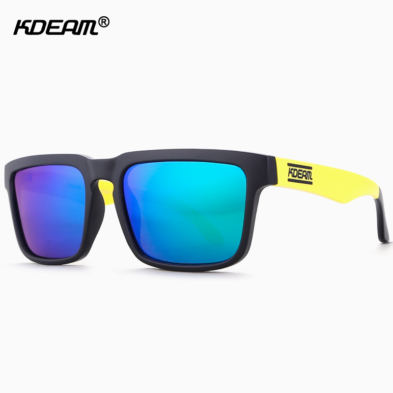 Eye-catching KDEAM Polarized Sunglasses