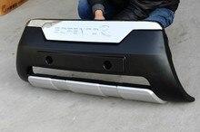 for 2009-2012 KIA Sorento High quality plastic ABS Chrome Front+Rear bumper cover trim