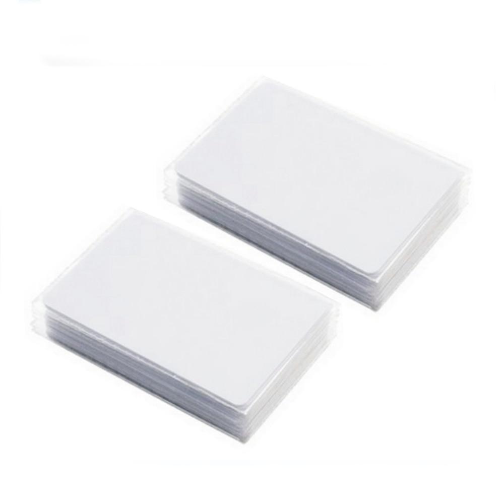 100pcs/lot EM4305 rfid tag blank card Thin pvc Card read and write writable readable RFID 125KHz Smart Card 1pcs lot em4305 rfid tag blank card thin pvc card read and write writable readable rfid 125khz smart card