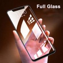 SFor Xiaomi Pocophone F1 Mi 8 9 SE Lite Tempered Glass Screen Protector 9H Full Glass Xiomi Mi A1 A2 Max Mix 2 2s 3 5x 6x Film for xiaomi mi 8 se lite mix 2s max 3 mi 5x 6x a1 a2 lite note 3 anti blue light tempered glass for pocophone f1 screen protector