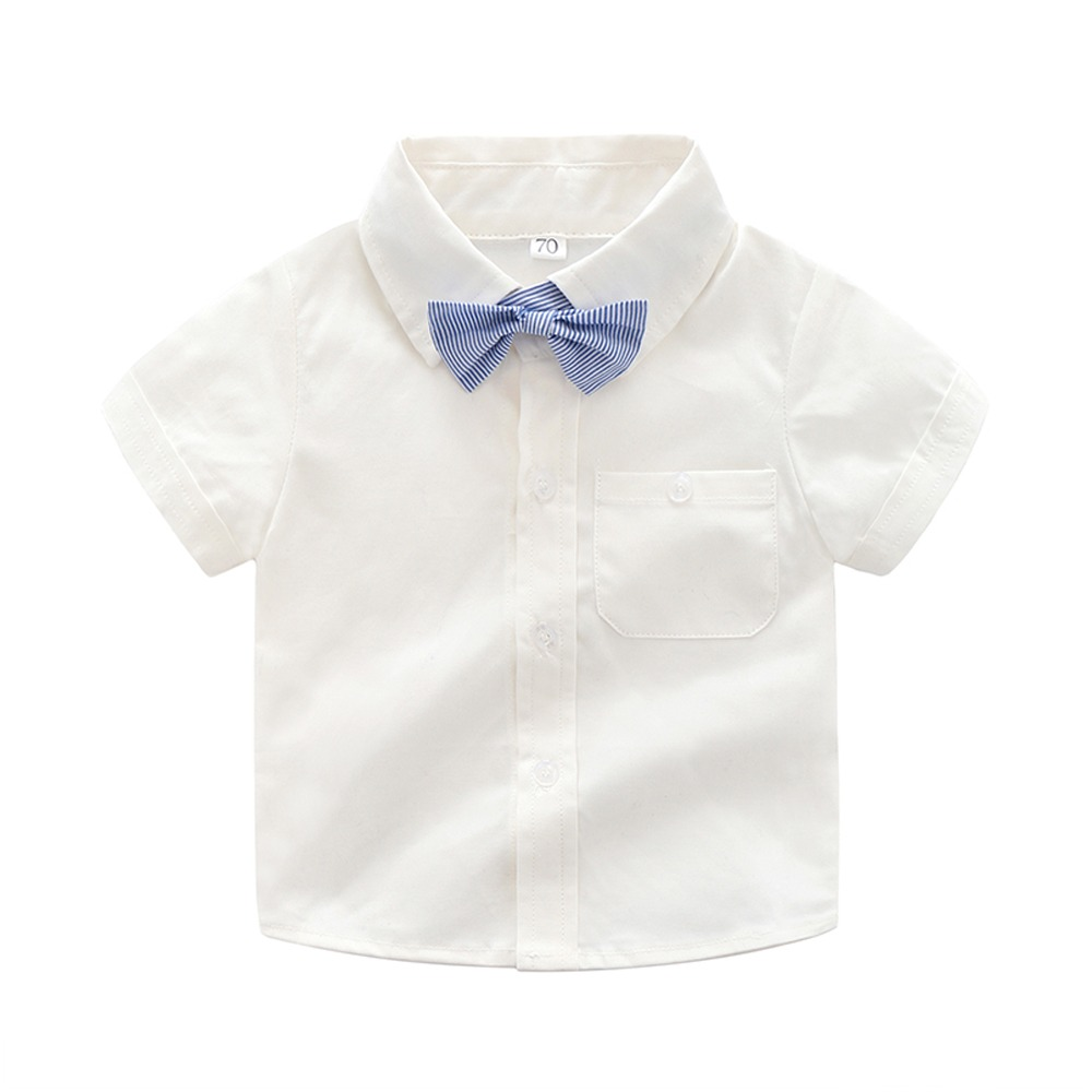 aa37f1a8c Baby Girl White Button Down Shirt – EDGE Engineering and Consulting ...