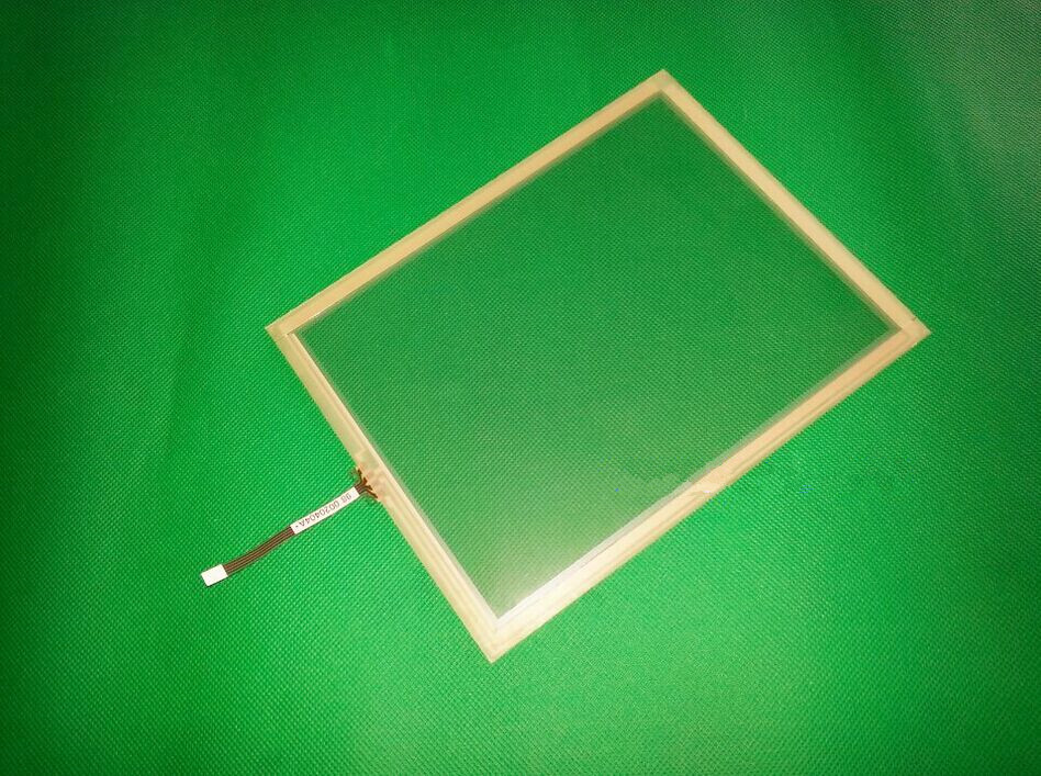 Original 8.4 inch 194mm*152mm 4 wire Resistive Touch screen for NL6448BC26-11 NL6448BC26-25 digitizer panel glass 194*152mm new10 4 inch 4wire resistive touch screen panel for ht104a nd0a152 ht104a 223 172mm touch panel glass