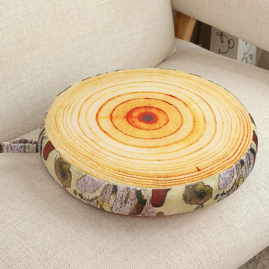 Memory Cotton Pillow Fruit Cushion Cartoon Seat Chair Garden Pillows Fruit Pillow Pad Coussin Exterieur Lounge Cushions 60b0219 Limpid In Sight Shade Garden Supplies