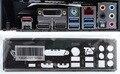 Neue I/O schildrückplatte von motherboard für STRIX Z270F GAMING nur schild backplate Kostenloser versand-in Motherboards aus Computer und Büro bei
