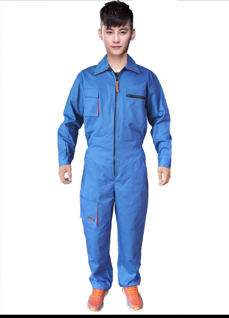 Mens Work Clothing Long Sleeve Coveralls High Quality Overalls Worker Repairman Machine Auto Repair Electric Welding Plus Size (12)