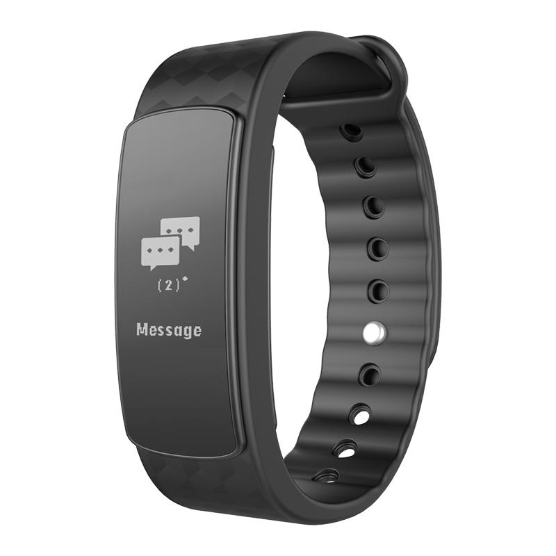 IN STOCK I3 HR Smart Wristband Heart Rate Monitor IP67 Waterproof Smart Bracelet Fitness Tracker for