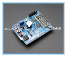 1pcs lot Multifunctional expansion board kit based learning for font b arduino b font UNO r3