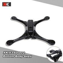 100% Original XK X350-002 Bottom Body Shell for XK X350 RC Quadcopter spare Parts XK X350 rc drone parts  Bottom Body Shell