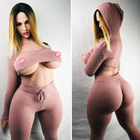 163cm Chubby Sex Dolls Artificial Oral vagina anal for Sex Realistic Big Boobs Huge Ass Lifelike Love Dolls