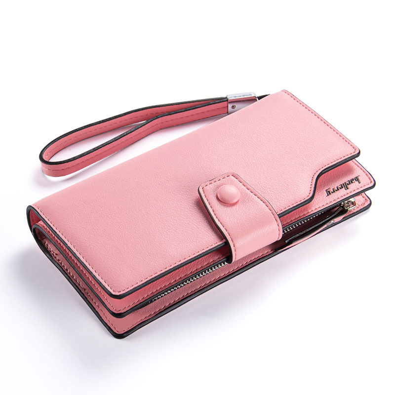 Large Capacity Women's Wallet Women Brand 2018 Coin Purse Female New Design Fashion Girls Purse Card Holder Long Ladies Clutch