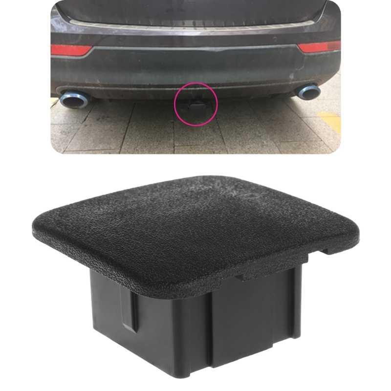 """Protecteur de poussière de récepteur de prise de couvercle de Tube d'attelage de remorque de 2 """"pour Jeep Ford GMC"""