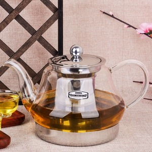 Image 2 - Heat Resistant Glass Teapot Electromagnetic Furnace Multifunctional Teapot Induction Cooker Kettle