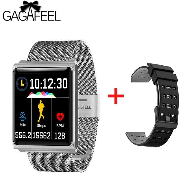 GAGAFEEL N98 Color Smart Watch Waterproof Smart bracelet Blood Pressure Heart Ra