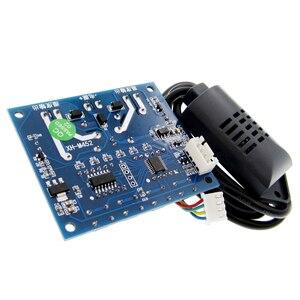 Image 4 - XH M452サーモスタット温度湿度制御温度計湿度計コントローラモジュールdc 12ボルトledデジタルディスプレイデュアル出力