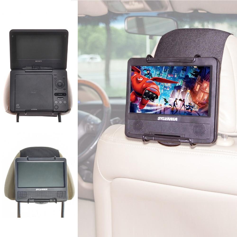 bilder für Tfy universal auto kopfstütze halterung für 7-10 zoll tragbarer dvd-player