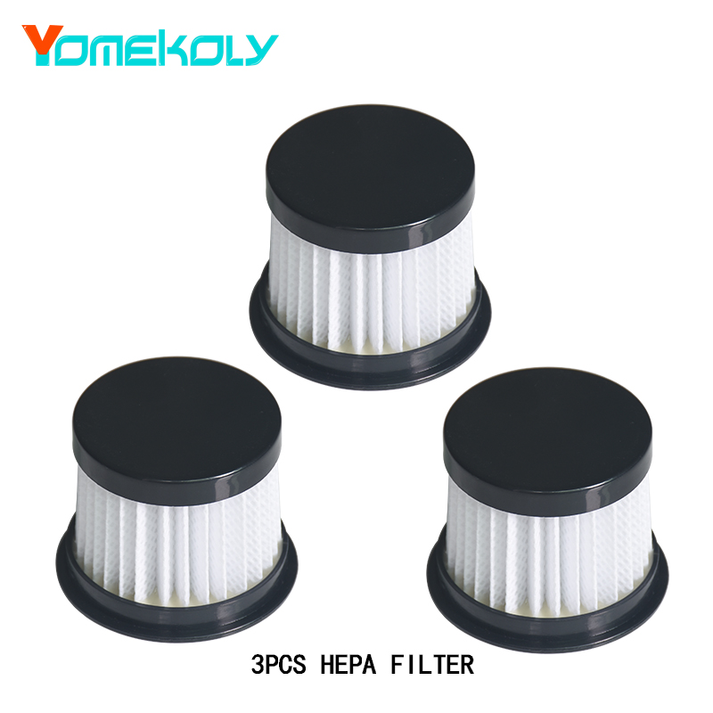 For Xiaomi Deerma Vacuum Cleaner CM810 CM300S\400\500\800\900 HEPA Filter Dust Mite Replacement Accessories Parts
