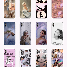 Thank U, Next Ariana Grande Soft silicon