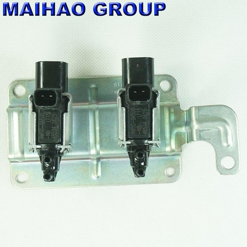 электромагнитный клапан впускного коллектора mitsubishi