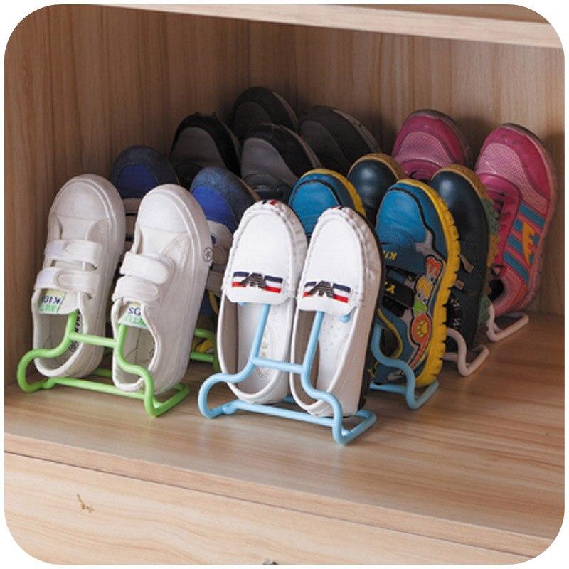Kunststoff Schuh Lagerregal 2 In 1 Funktion 2 Teile Los Moderne