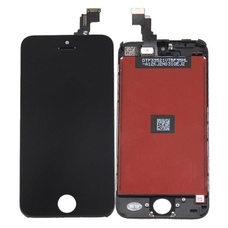 For <font><b>iPhone</b></font> 5 <font><b>5S</b></font> 5C <font><b>LCD</b></font> Display Assembly Digitizer Touch Screen Replacement self factory produced not <font><b>original</b></font> image