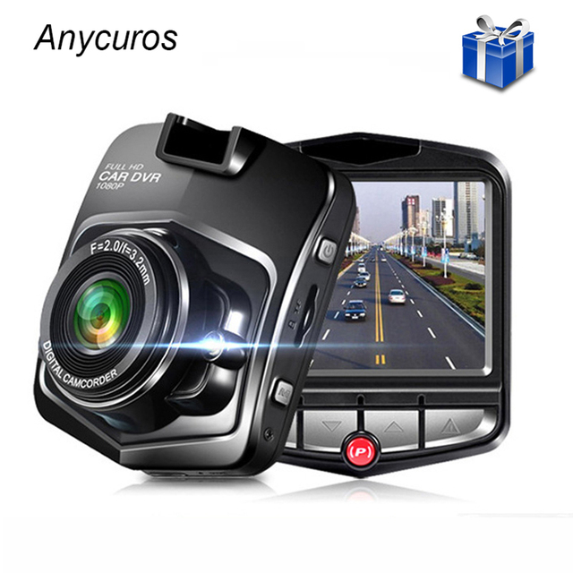 Mini Car DVR Camera Dashcam Full HD 1080P Video Registrator Recorder G-sensor Night Vision Dash Cam Car Driving Recorder Voice