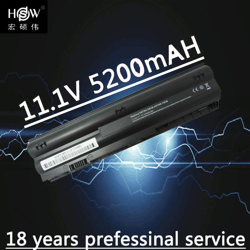 HSW laptop battery for Hp Pavilion DM1 4100 dm1z 4100 dm1 4000 Mini 110 4100 Mini 200 4200 Mini 210 3000 Mini 210 4000batteria in Laptop Batteries from Computer Office