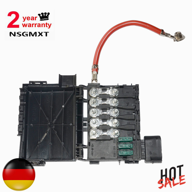 ap01 fuse box battery terminal 1j0937617d 1j0937550 1j0937550aa 1j0937550ab  ac ad for audi vw jetta golf mk4 beetle