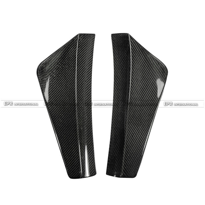 Car-styling Carbon Fiber Rear Bumper Spat Canard Accessories Fit For Mazda MX5 Miata NB Style In Stock epr car styling for mazda rx7 fc3s carbon fiber triangle glossy fibre interior side accessories racing trim