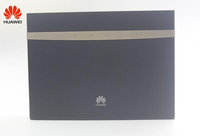 Unlokced Huawei B525 B525s-23a 4G 300 Mbps LTE CPE Routeur Wifi 4G TDD 2600 MHz B525s-23A Routeur Sans Fil + 2 pièces Antenne