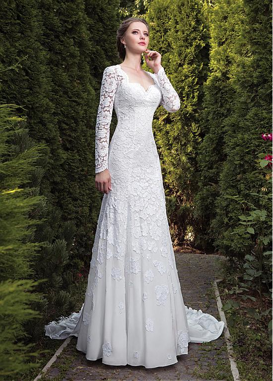 Queen anne neckline reviews online shopping queen anne for Queen anne neckline wedding dress
