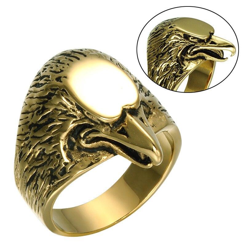 Горячие распродажа, модная обувь Jewelry отростка ip gold покрытие питания кольца Titanium сталь, полированный энергии кольцо Рождество подарок