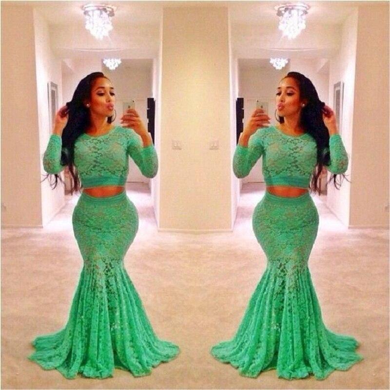 Popular Green Plus Size Prom Dresses-Buy Cheap Green Plus Size ...
