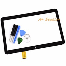 """10.1"""" inch Tablet Digitizer YLD-CEGA566-FPC-A0 Sensor Replacement For Digma Optima 10.4 3g tt1004pg Tablet Touch screen panel"""