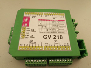 Image 1 - Motrona GV204 GV210 GV470 GV471 דופק אות ספליטר Switcher ההפרש מוארק HTL TTL מצטבר מקודד מפיץ