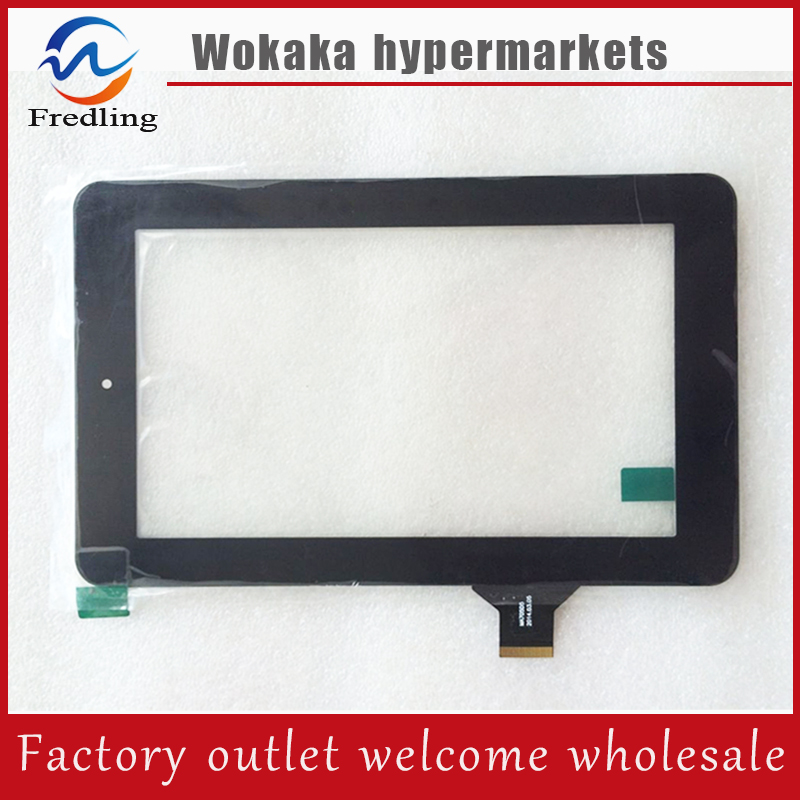 Original New 7 inch PRESTIGIO multipad wize 3017 Tablet touch screen panel Digitizer Glass Sensor replacement Free Shipping new for 7 inch prestigio multipad pmt3137 3g tablet digitizer touch screen panel glass sensor replacement free shipping