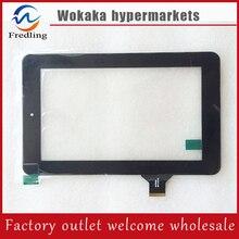 """Original Nuevo 7 """"pulgadas PRESTIGIO multipad wize 3017 Tablet panel de pantalla táctil Digitalizador Del Sensor de Cristal de reemplazo Envío Gratis"""