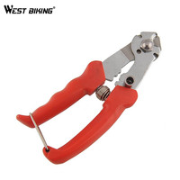 WEST BIKING Bicycle Brake Cable Cutter Inner Outer Brake Gear Shifter Wire Cable Spoke Cutting Clamp