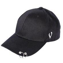 Gorra de béisbol Unisex Casual sólido ajustable gorras Snapback sombreros  para hombres gorra de béisbol mujeres f93aefc7d20