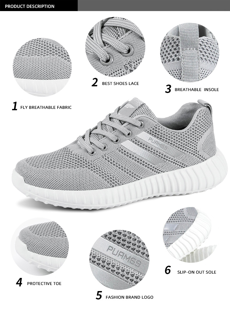 HTB1N14zd.uF3KVjSZK9q6zVtXXaY Brand Men Shoes Lightweight Breathable Men Casual Shoes High Quality Men Footwear Mesh Outdoor Sneakers Zapatillas Hombre