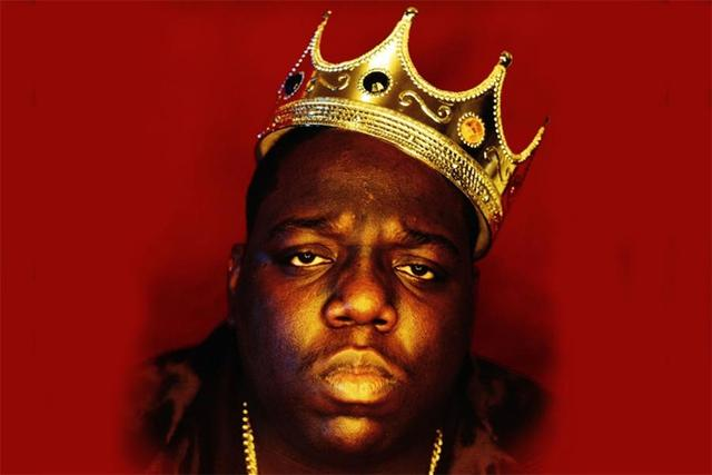 Custom Canvas Wall Art Christopher Wallace Poster The Notorious BIG Wallpaper Rap Music Sticker Big