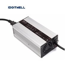 Personalizado 360 W série 12 V 20A 24 V 12A 36 V 8A 48 V 6A 72 V 4.5A carregador de bateria de Chumbo ácido ou De Lítio Íon de Lítio ou uma bateria LifePO4