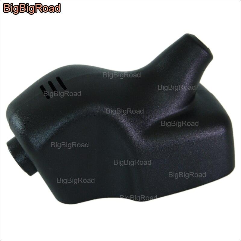 BigBigRoad Para Volkswagen cc wi-fi Car DVR Gravador De Vídeo Novatek 96655 dashcam Manter Estilo Original Do Carro